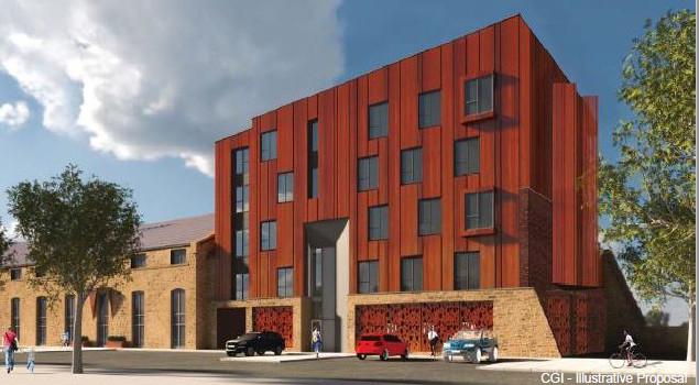 58 Apartments  Residential Development