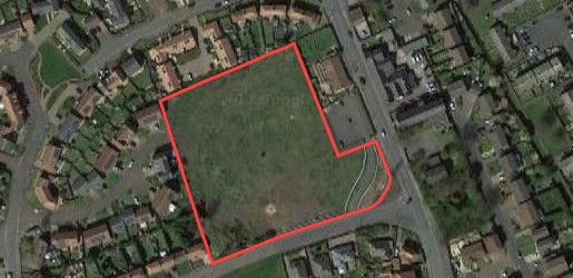2.69 acres  Development Land